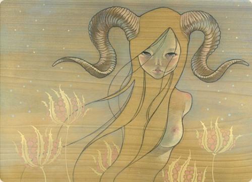 Horn Girl