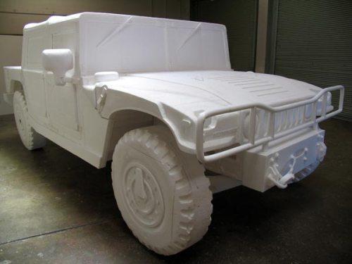 Styro Hummer