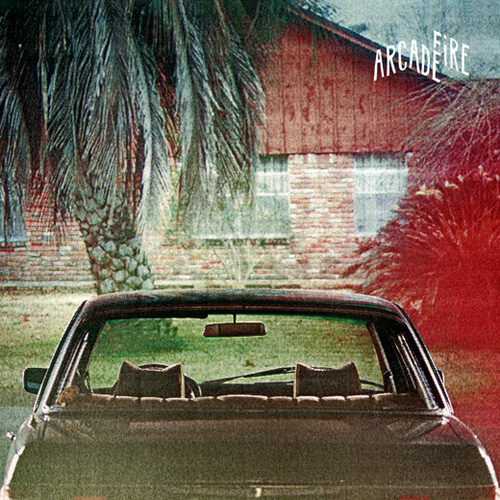 Arcade Fire - The Suburbs album